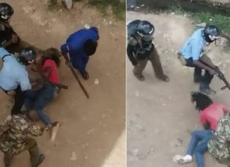 National Police reveal identity of officers in JKUAT assault