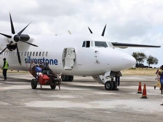 KCAA grounds seven planes belonging to Silverstone Airline
