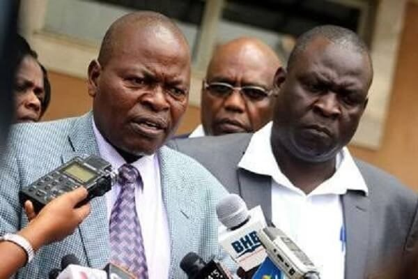 KUPPET blames government for using hazardous chemical in KCSE 2019 for using