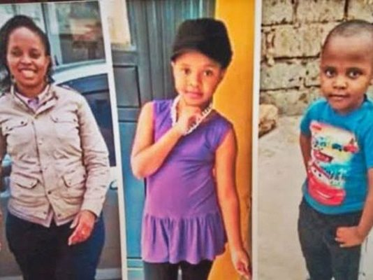 Bodies of missing Kayole mother and children found