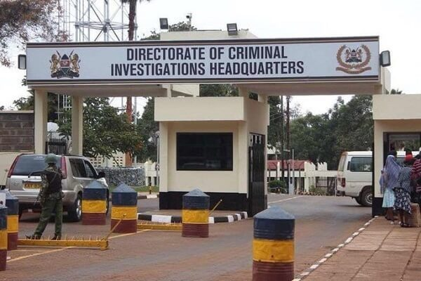 Detectives arrest seven criminals from Kisauni