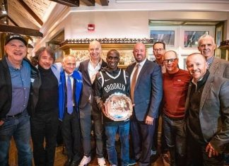 Kipchoge receives second award in less than a month