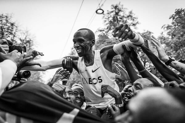 Laikipia university to honor Eliud Kipchoge