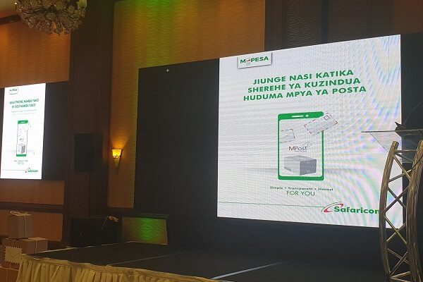 Safaricom launches a digital post number, Mpost
