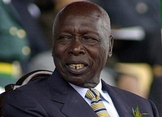 Former President Moi discharged from Hospital