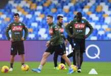 Napoli stars hire security in fear of attacks from fans