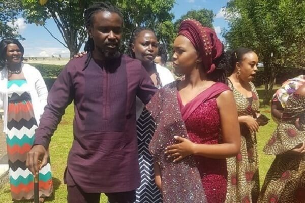 Nyashinski weds long term girlfriend in a lavish ceremony