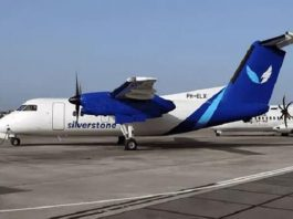 Silverstone Airline shuts down three routes