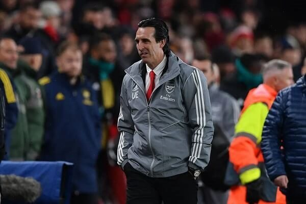 Arsenal fans have had enough of Unai Emery