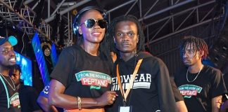 Akothee collapses on stage at Luo festival