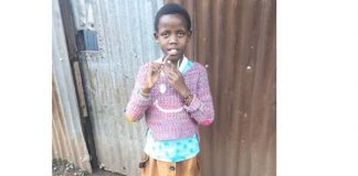 Young girl turned into a house help rescued by DCI detectives