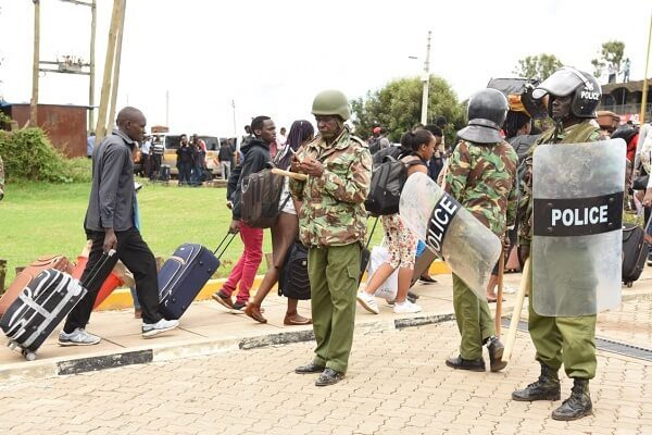 Egerton University closed indefinitely as students strike