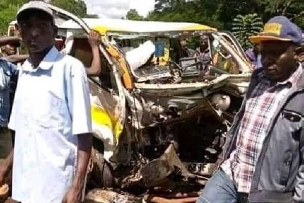 Five people feared dead along Embu-Meru highway