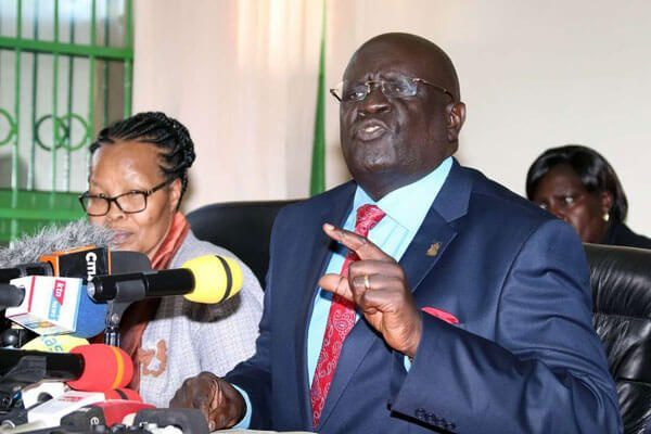 KCSE 2019 results to be announced today