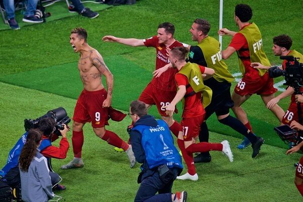 Liverpool beat Famengo to lift FIfa club world cup
