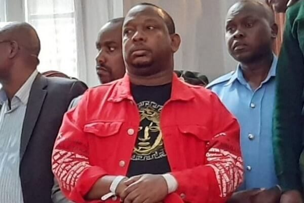Governor Sonko fails to turn up in Voi for hearing
