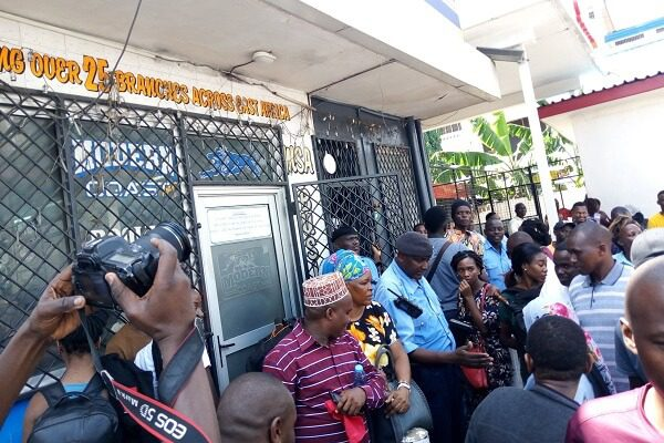 Passengers stranded as Modern Coast Mombasa offices are closed
