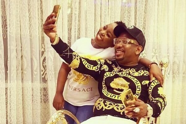 Saumu Sonko sends a special message to father