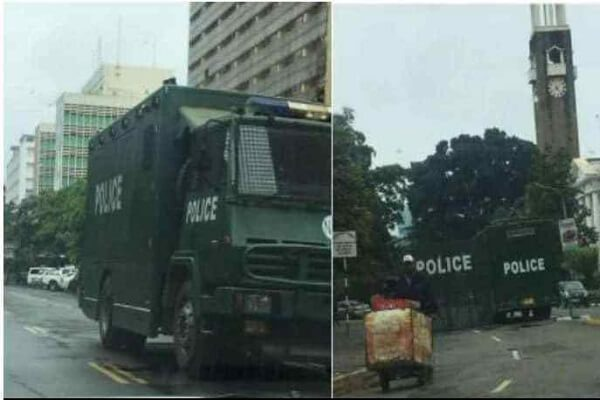 Security beefed up in Nairobi ahead of Sonko's day in court