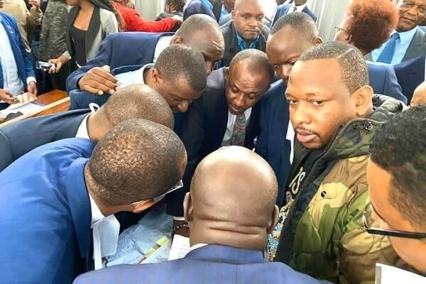 Nairobi Governor Mike Sonko denies graft charges