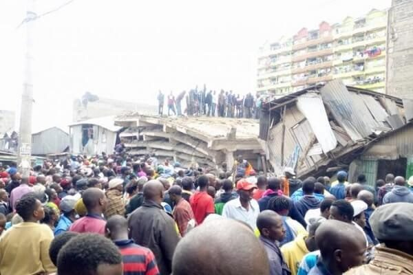 Two dead in Tassia Estate building accident