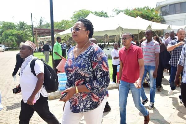 Aisha Jumwa, Mohammed Ali's conference interrupted by goons