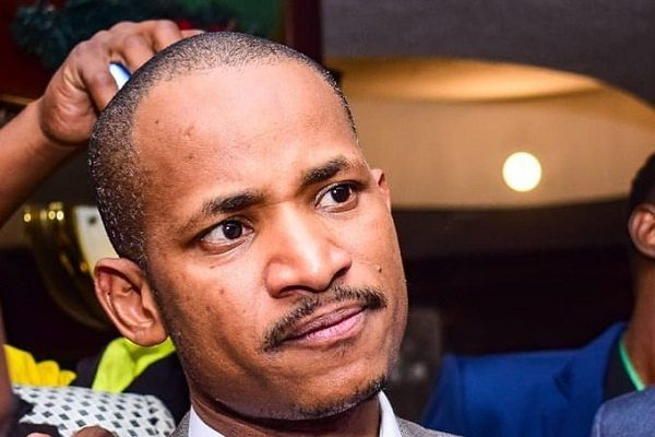 Hon. Babu Owino transferred to Gigiri police station