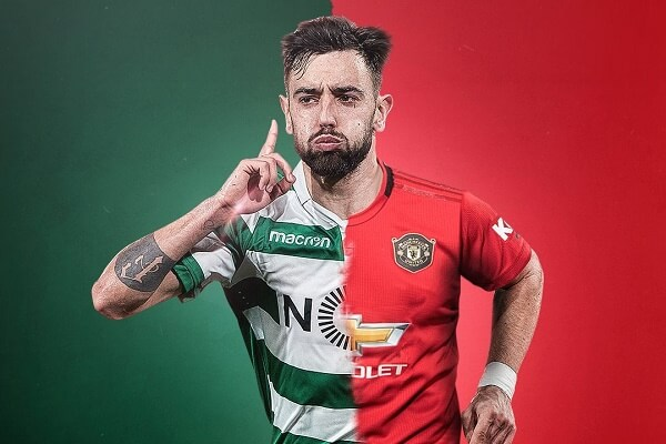 Manchester United to complete Bruno Fernandes transfer by Friday