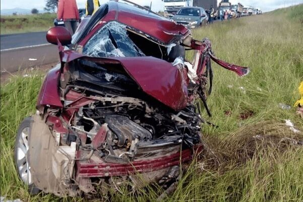 Emali accident kills  two leaving five with injuries