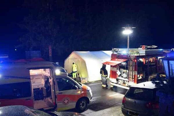 Six German tourists killed by a drunk Italian driver