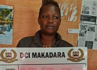 Mildred Atty Atieno released on bond following dramatic arrest