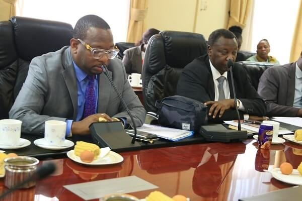 Governor Sonko appoints his deputy