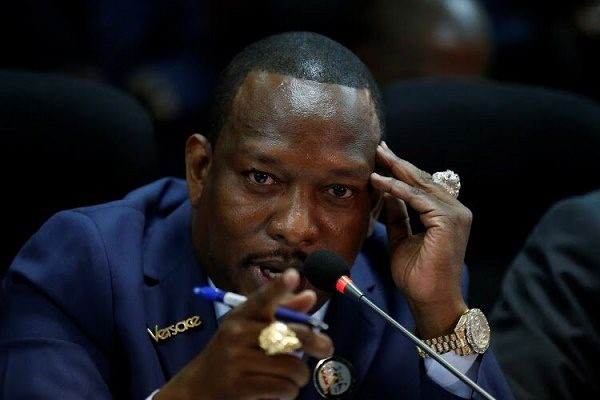 Coast based police drops assault charges against Sonko