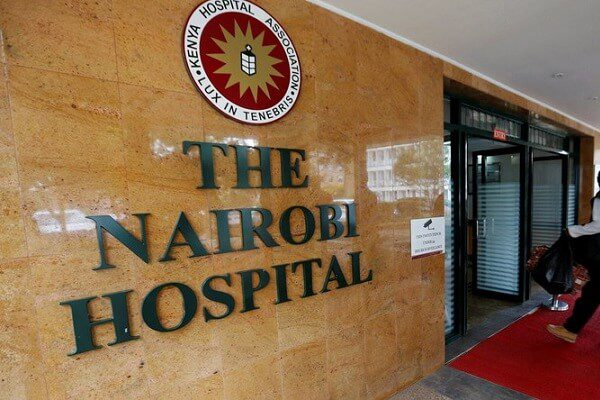 Nairobi Hospital under investigation as patient is stuck in the lift