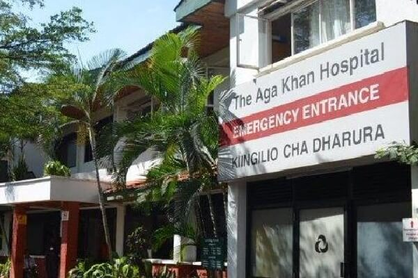 Suspected coronavirus patient admitted at Aga Khan Hospital Kisumu