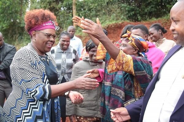 Alice Wahome's security withdrawn, life in danger
