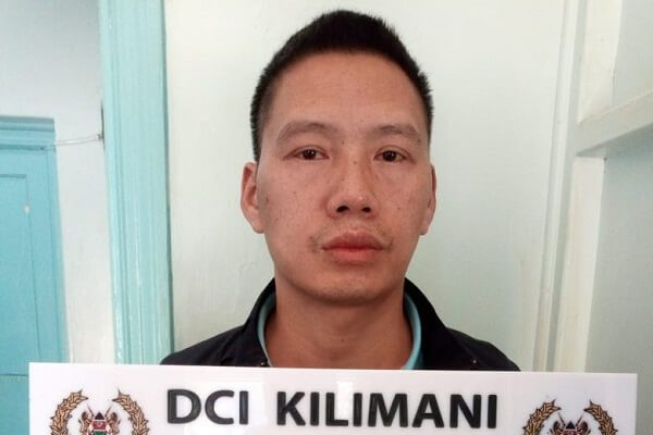 DCI arrest Chinese nationals for assaulting Kenyan waiter
