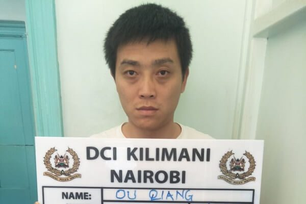 Court make a ruling on four Chinese arrested