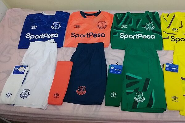 Everton end five-year partnership with SportPesa
