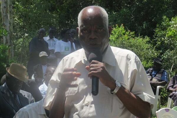 Prof. Gilbert Ogutu lecturer of University of Nairobi found dead