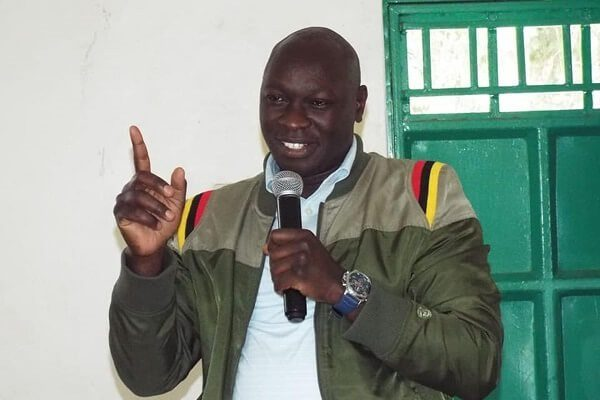 MP Joshua Kutuny involved in child upkeep drama