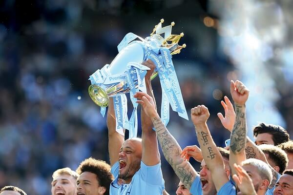 Manchester City banned from European competitions for two-seasons