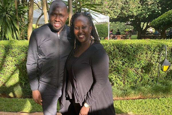 Murkomen shares a TBT with wife on a date