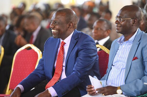 DP William Ruto promise to stop reggae