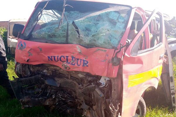 Raphael Tuku out of danger following morning accident