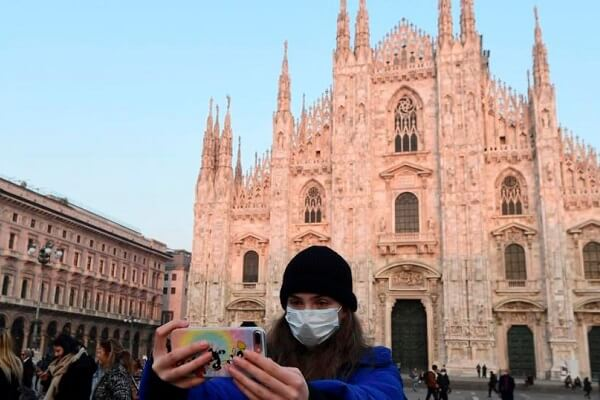 Italy quarantines over 15 million people in Lombardy