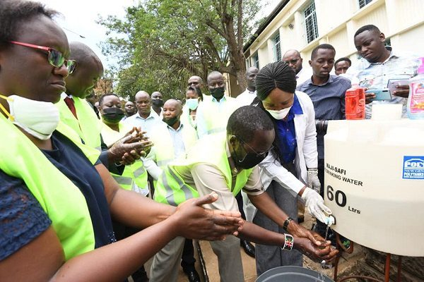 Governor Anyang' Nyong'o order 48 hour burial ceremonies