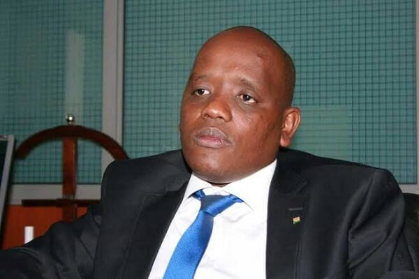 Dennis Itumbi, four other fired,position declared vacant