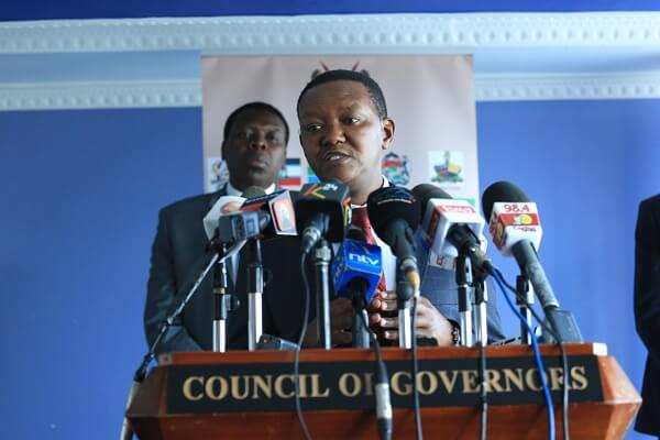 Mutua bans boda boda operations in Machakos