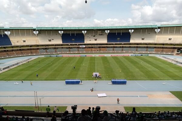 Government approved Ksh 300M upgrade of Kasarani Stadium